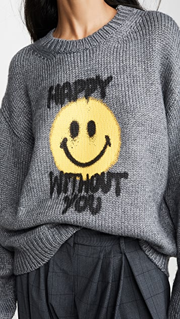 Philosophy di Lorenzo Serafini Happy Without You 毛衣