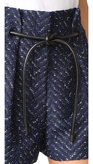 3.1 Phillip Lim Origami 短裤