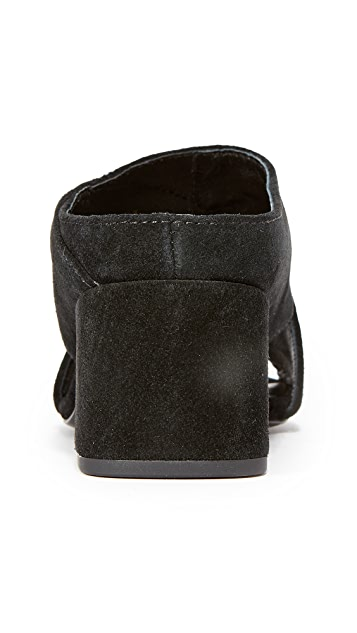 3.1 Phillip Lim Crisscross Cube 穆勒鞋