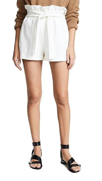 3.1 Phillip Lim 纸袋风格短裤