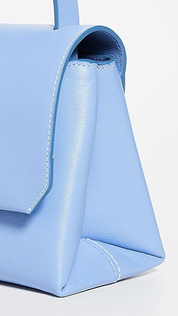 3.1 Phillip Lim Alix 顶部提手设计迷你公文包