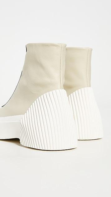 3.1 Phillip Lim Lela 硫化靴子