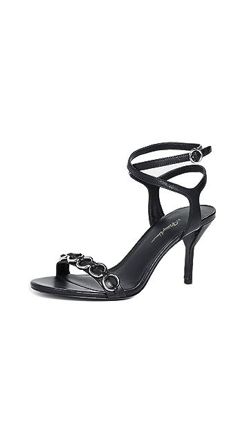 3.1 Phillip Lim 75mm Alyse 凉鞋