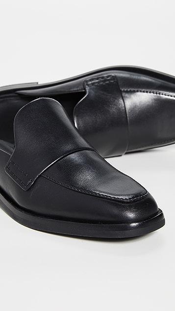 3.1 Phillip Lim Alexa 25mm 浅口穆勒鞋
