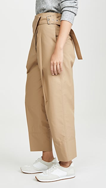 3.1 Phillip Lim 系腰带交叠长裤