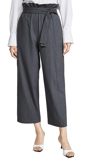 3.1 Phillip Lim 纸包式中长裤