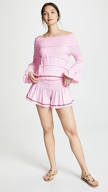 Pitusa Agata 短裤