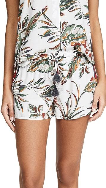 PJ Salvage Tahitian Tropics 居家短裤