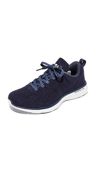APL: Athletic Propulsion Labs Techloom Pro 开司米羊绒运动鞋