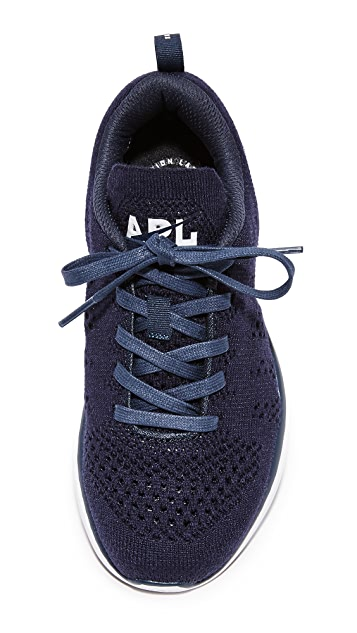APL: Athletic Propulsion Labs Techloom Pro 开司米羊绒运动鞋