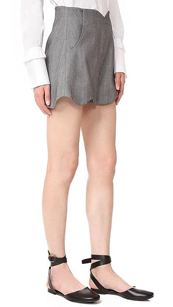 PAPER London Fraise 短裤