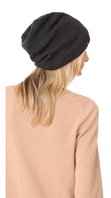 Plush Barca 休闲绒布衬里帽子