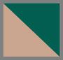 棕榈绿/自然白