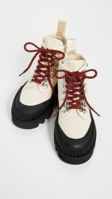 Proenza Schouler 厚底靴