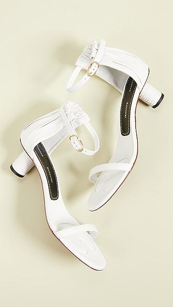 Proenza Schouler 短绳索凉鞋