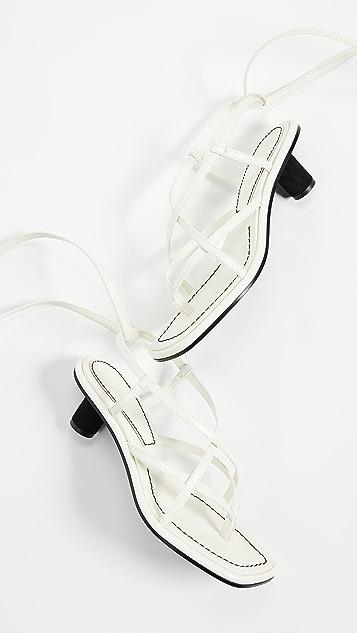 Proenza Schouler 环绕式凉鞋