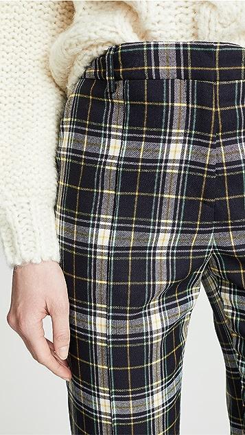 Pringle of Scotland 修身羊毛裤子