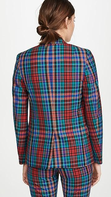 Paul Smith 格子外套