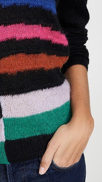 Paul Smith 条纹毛衣