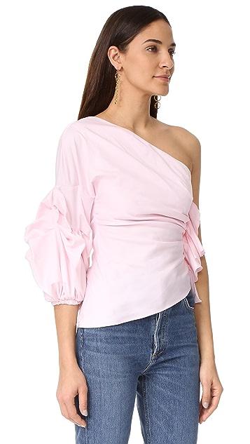 Petersyn Astor 女式衬衫
