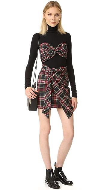 Petersyn Fiona 裹身半身裙