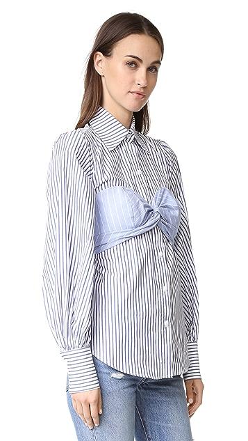 Petersyn Mia 女式衬衫
