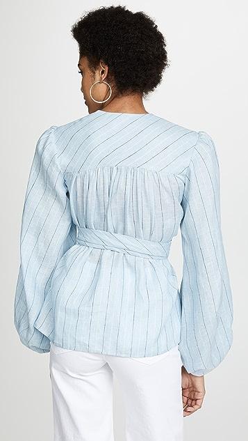 Petersyn Simone 女式衬衫