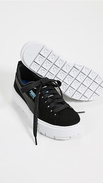 PUMA x Ader Error 厚底运动鞋