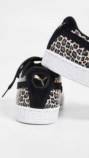 PUMA Suede Wild QTR 运动鞋