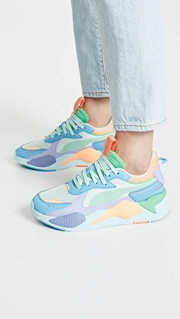 PUMA RS-X 拼色运动鞋