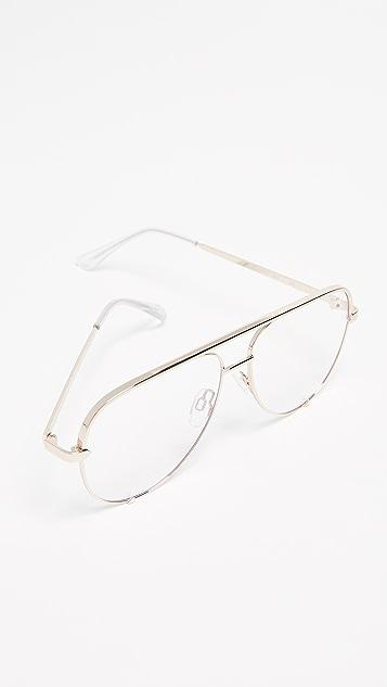 Quay High Key 眼镜