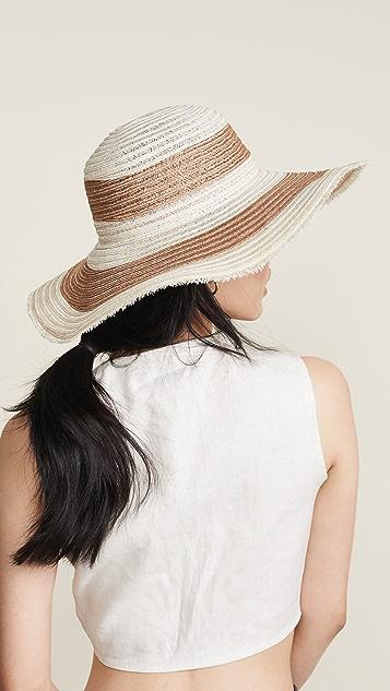 Raffaello Bettini Pamela 大号帽子