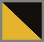 黑色/黄色