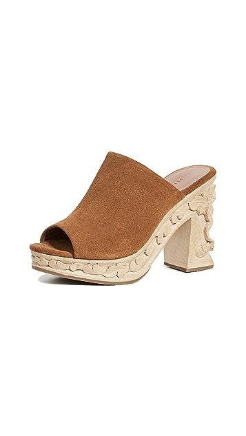 Rachel Comey Esc 木底鞋