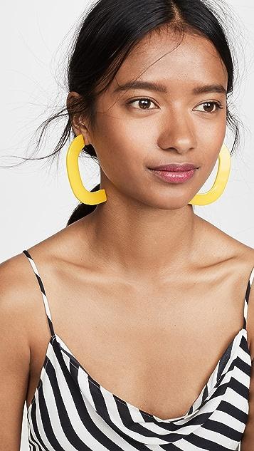 Rachel Comey 提手耳环