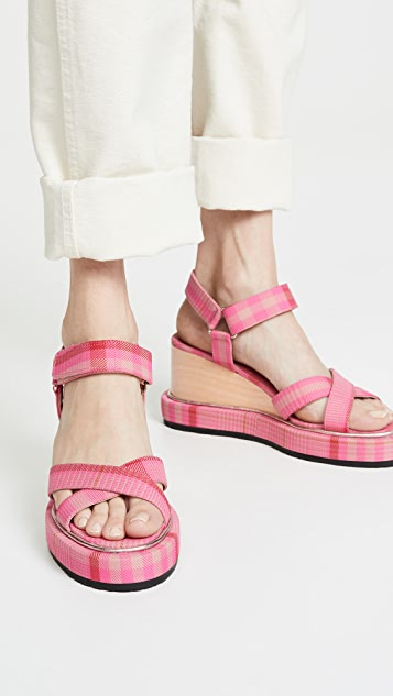 Rachel Comey Seil 坡跟凉鞋