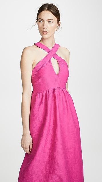 Rachel Comey 毛圈布连衣裙