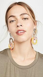 Rachel Comey Tangle 耳环