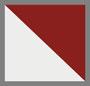 红色/白色条纹
