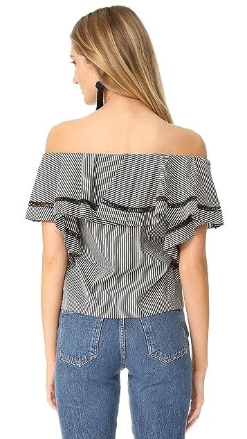 Rachel Zoe Gaia 女式衬衫