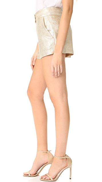 Rachel Zoe 无色短裤