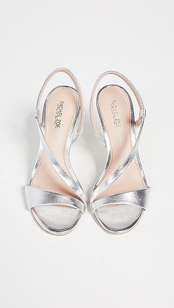 Rachel Zoe Nina 不对称凉鞋