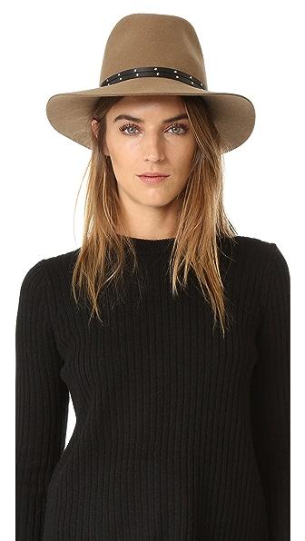 Rag & Bone 软帽沿帽子