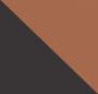 黑色/棕褐色