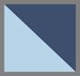 水晶蓝色/灰色
