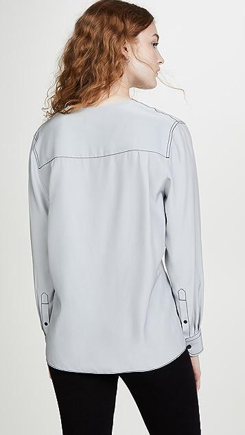 Rag & Bone Debbie 女式衬衫