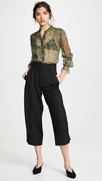 Rag & Bone Susan 女式衬衫