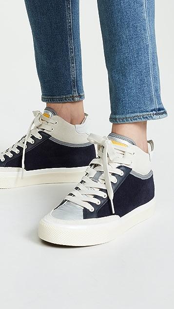 Rag & Bone 军旅风高帮运动鞋