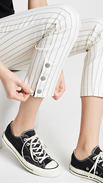 Rag & Bone Simone Snap 长裤