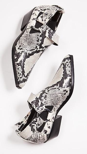 Rag & Bone Westin Harness Shootie 靴子